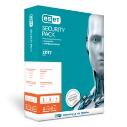 ESET Security Pack 3 +3 (3 komputery i 3 smartfony)
